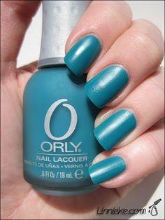 ORLY- Viridian Vinyl