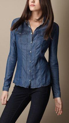 long sleeve blouse Blouses from stylishplus.com