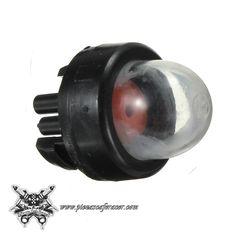 Válvula Botón de Cebado Universal Para Carburador con Soporte Color Transparente - Envío Gratis a Toda España - 2,25€