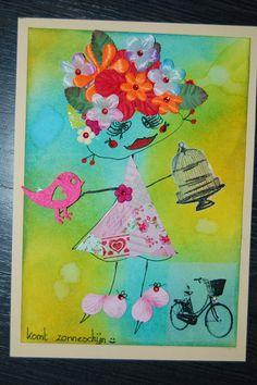 Yvonnehobbyallerlei: Sheets Round Robin