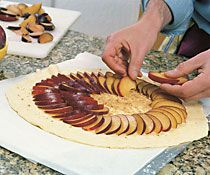 Sweet Galette Dough........very yummy and easy to make