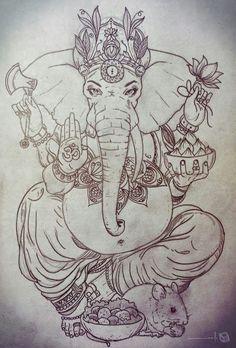 Ganesh, dieu indien