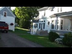 Video For Real Estate...Fine Houlton Maine Home.