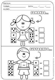 First Grade Math Worksheets, Kindergarten Worksheets, Preschool Education, Preschool Activities, English Grammar For Kids, Holiday Homework, Math Sheets, Math Addition, Math For Kids