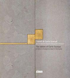 Carlo Scarpa tavolo