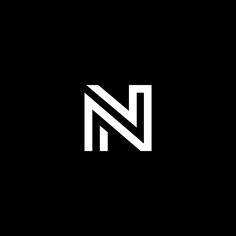 etterforms - monogram - logo - letter - N N Logo Design, Lettering Design, Branding Design, Corporate Branding, Brand Identity Design, Web Design, Initials Logo, Monogram Logo, Letter Photography