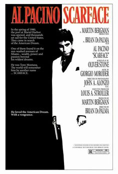 Scarface - Al Pacino Classic