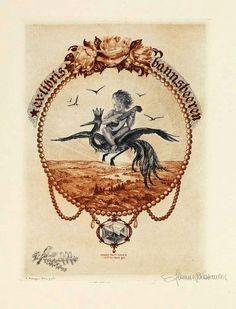 Ex Libris Argentina: Ex Libris/ Alemania