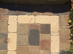 Brick Pavers by All Natural Landscapes Brick Paver Patio, Wall Design, Landscapes, Sidewalk, Natural, Courtyards, Paisajes, Scenery, Nature