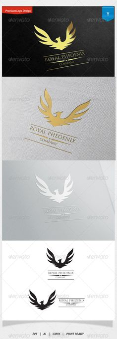 Royal Phoenix Logo  #GraphicRiver        Logo Template Features 	 1. Excellent logo,simple and unique. 2. Fully editable with .eps 10 format 300 PPI CMYK. 3. Fully editable with AI file format 4. This Logo use free font you can read more detail in help file document.     Created: 12November13 GraphicsFilesIncluded: VectorEPS #AIIllustrator Layered: No MinimumAdobeCSVersion: CS Resolution: Resizable Tags: bird #birdlogo #dream #flying #freedom #going #pheonix #royallogo #wold