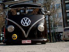 VW moon eyes