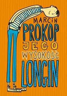 jego wysokosc longin - m. prokop