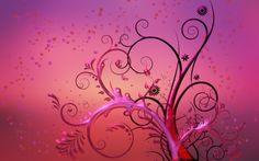 Flower background 112