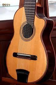 Risultati immagini per 10-string guitar