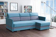Dieses Eckofa ist ideal für das Wohnzimmer, verbindet höchste Qualitätsansprüche mit einzigartigem Design. Verschiedene Farbkombination ermöglicht die perfekte Anpassung für jeden Raum.