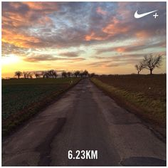 rowiro: Another beautiful evening run! ;-)... | Nike Plus Running