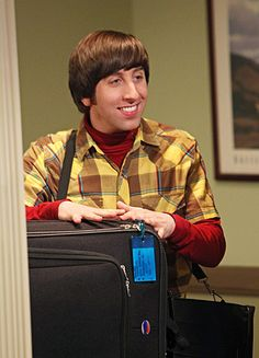 Picture: Simon Helberg in 'The Big Bang Theory.' Pic is in a photo gallery for 'The Big Bang Theory' featuring 276 pictures. Big Bang Theory Episodes, Simon Helberg, Chuck Lorre, Howard Wolowitz, The Bigbang Theory, Amy Farrah Fowler, Friday Humor, Funny Friday, Grumpy Cat Humor