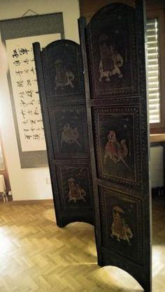 Bauern buffet antik massivholz in mettmenstetten kaufen bei antiques antiquit ten - Asiatische trennwand ...