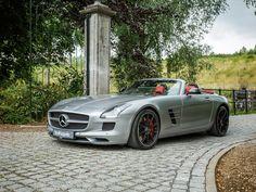 Mercedes-Benz SLS roadster 6 3 amg  Bouwjaar: 2012
