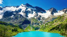 Beautiful Mountians - Bing Images