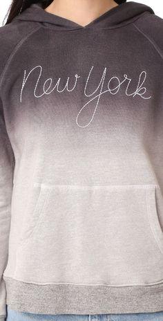 SUNDRY New York Hoodie | SHOPBOP
