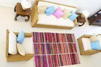 Teppiche mit indianischen Motiven sind mit ihren harmonischen und herrlichen Farben ein Hingucker in jedem Raum. Dank des individuellen Designs überzeugen Teppiche mit indianischen Muster in jeder Wohnung. Was macht einen Indianerteppich genau aus und was sind die Vorteile?  Weiterlesen auf: http://www.teppich-flor.de/Blog/Indianerteppiche-ein-Farbtupfer-fuer-jeden-Raum