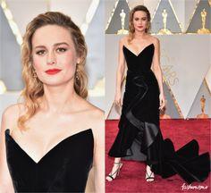 Oscar 2017: Brie Larson - Fashionismo