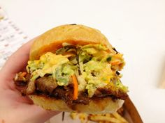 Krush Burger Ninja Slider