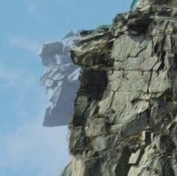 On May 3, 2003 the Old Man, victim of too many bitter winters with water penetrating his crevices, freezing, expanding and loosening his purchase on the rockface, tumbled to earth. Now the Old Man viewing area has plaques detailing the Old Man's history. But the Great Stone Face is gone forever.