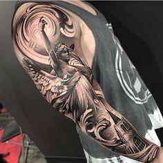 """1,853 Likes, 5 Comments - @tattoomania_insta on Instagram: """"Amazing💉💉 - - @matiasnobletattoo #tattoo#tattoos#tattooed# #tattooartist#tattoowork#…"""""""