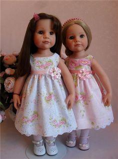 """""""Ханна спа-салон"""" 2010г, Gotz / Игровые куклы / Шопик. Продать купить куклу / Бэйбики. Куклы фото. Одежда для кукол"""