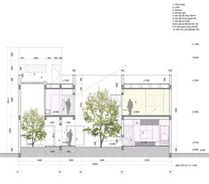17MATCAT3-3 copy1 (Copy) House Layout Design, Facade Design, House Layouts, Minimalist Architecture, Green Architecture, Architecture Details, Sun House, House Roof, Home Building Design