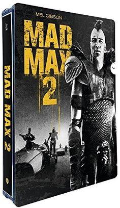 Mad max 2 en blu-ray métal édition limitée