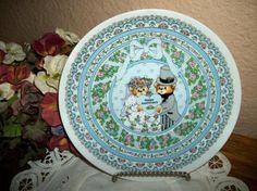 Anniversary Gift Porcelai... - A Vintage Addiction   Scott's Marketplace