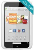 NOOK HD Tablet Snow 16GB only $149 this week for fathers day!