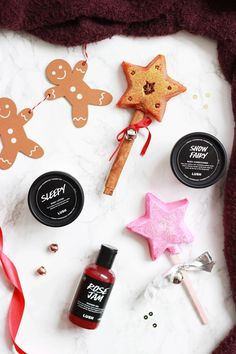 Lush Christmas 2016 Picks