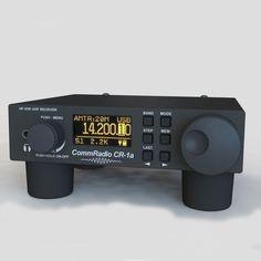 CR-1a Communications Receiver CW: 500 Hz, 1.0, 1.8, & 2.6 kHz SSB: 1.8 & 2.6 kHz AM: 5, 7.5, 15 & 25 kHz Non-Broadcast FM 15 & 25 kHz FM Broadcast 200 kHz