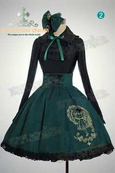 Classic Lolita ❤ Amo la ropa de esta subcultura
