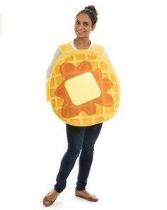 Stranger Things Waffle Costume Ideas - Best Costumes  #StrangerThings #StrangerThingsCostume #HalloweenCostumes #ElevenCostumes #Eleven #Demogorgon #StarCourtMall #Waffle