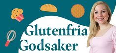 Glutenfria frasvåfflor | Glutenfria godsaker Savoury Baking, Bread Baking, Healthy Breakfast Snacks, Scandinavian Food, Kitchen Stories, Fika, Gluten Free Baking, Peanut Butter Cups, No Bake Cookies