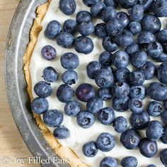 Lemon Ricotta Pie is a favorite in my house. It is light and refreshing and takes less than 15 minutes hands on time. Low Carb, Grain & Sugar Free, THM S
