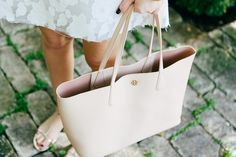 "Tory Burch ""Perry"" tote"