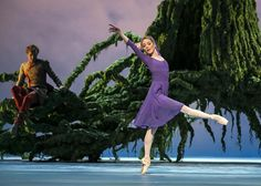 Sarah Lamb and Steven McRae in Christopher Wheeldon's The Winter's Tale. Photo: Emma Kauldhar by kind permission of the ROH