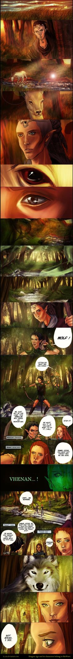 DAI - But not in this world 1 [SPOILERS] by K-yon on DeviantArt