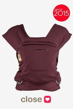 Mochila portabebe Caboo Organic. Nueva! - Tetatet - Camisetas de Lactancia y Vestidos de Lactancia