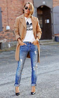 Casaco + Calça Jeans