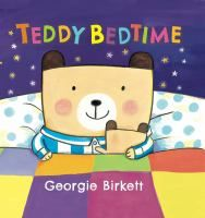 Cover image for Teddy bedtime