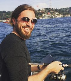 Engin Altan Düzyatan Esra Bilgic, Beautiful Series, Turkish Beauty, Turkish Actors, Bambam, My World, Engineering, Mens Sunglasses, Celebs