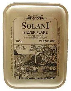Solani Silver Flake 100g tin