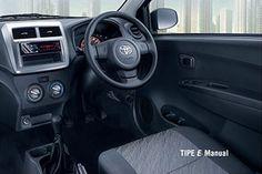 Agya Tipe E Auto2000 - Interior E Manual
